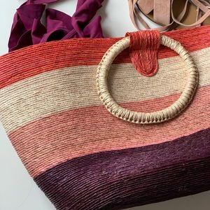 Handbags - Beautiful Straw Bag
